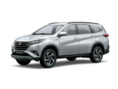 Toyota Rush S 1.5AT 2021