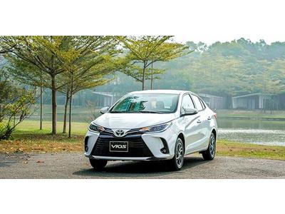 Toyota Việt Nam công bố doanh số bán hàng tháng 07/2021