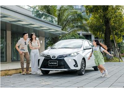 """Toyota Việt Nam cùng hệ thống đại lý triển khai chương trình """"An tâm ở nhà, nhận quà ưu đãi"""" cho Vios lên đến 26,5 triệu đồng"""