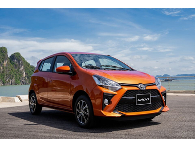 Toyota Việt Nam vừa chính thức giới thiệu bản nâng cấp facelift 2020 cho Wigo