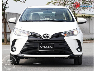 Toyota Vios 2021 - 1.5E CVT