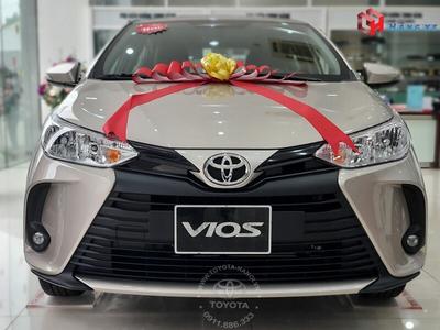 Toyota Vios 2021 - 1.5E MT - Phiên bản số sàn tiêu chuẩn