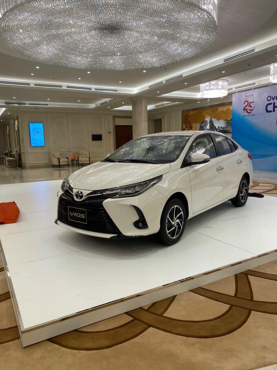 Toyota Vios 2021 Nâng Cấp ( Model 2022)