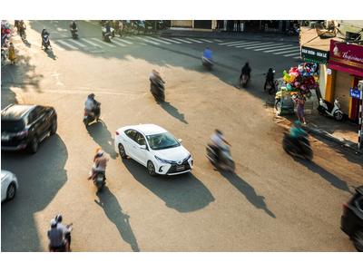 Bí quyết chinh phục khách hàng Việt của Toyota Vios 2021