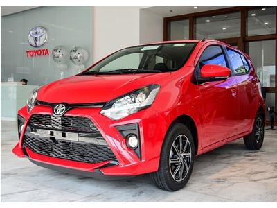 Toyota Wigo 1.2 AT