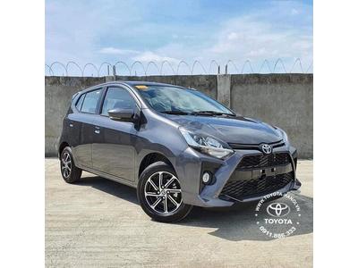Toyota Wigo 2021 - Bản Facelift