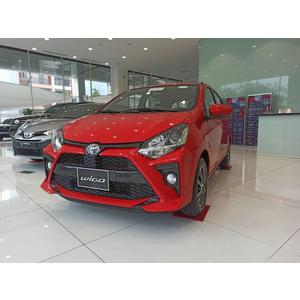 Toyota Wigo G 1.2 AT