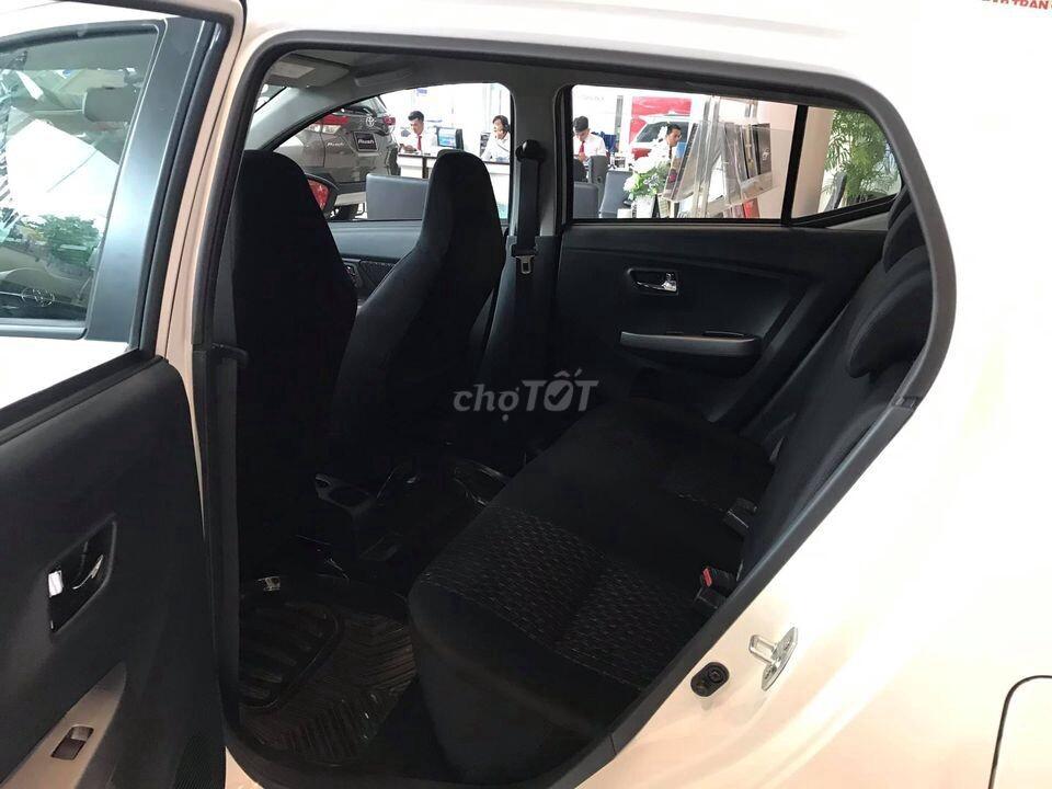 Toyota Wigo G 1.2 MT