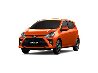 Toyota Wigo G 1.2 MT 2021 Nâng Cấp