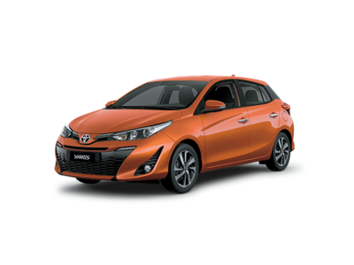 Toyota Yaris G (CVT) 2020