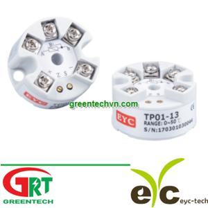 EYC TP01 2-wire RTD Temperature Transmitter for Head-mounting Type   Bộ truyền tín hiệu nhiệt độ