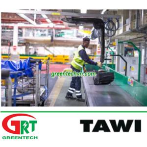 TP55 | Baggage vacuum tube lifter | Máy nâng ống chân không hành lý | Tawi Việt Nam