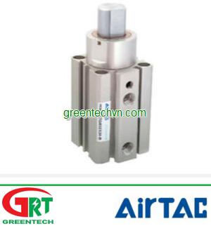 Pneumatic cylinder / double-acting / stopper   TWQ series   Airtac Vietnam   Khí nén Airtac