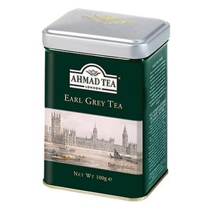 Trà Ahmad Bá Tước Hộp Thiếc 100g - Earl Grey