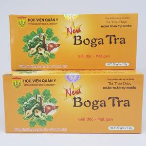 Trà thảo dược Bogatra của HVQY