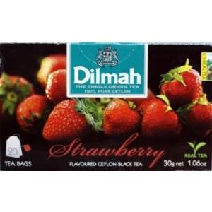 Trà Dilmah hương dâu