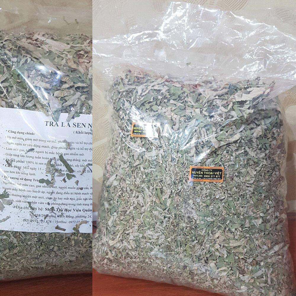 Trà lá sen nguyên chất ( 1kg)