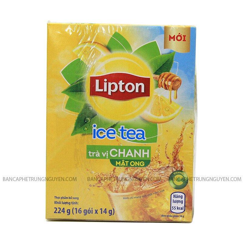 Trà Lipton Ice Tea Hương Chanh Mật Ong