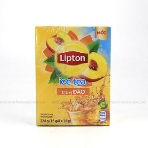 Trà Lipton icetea hương đào