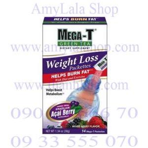 Trà thảo mộc Weight Loss Mega-T Green Tea - 0933555070 - 0902966670