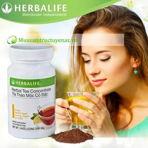 Trà thảo mộc cô đặc herbalife, trà thảo mộc giúp kiểm soát cân nặng