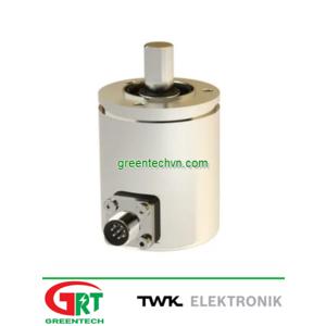 TRA50   Absolute rotary encoder   Bộ mã hóa quay tuyệt đối   TWK Vietnam