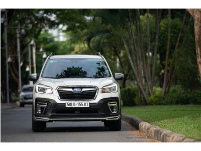 Trải nghiệm mẫu xe an toàn từ Subaru, thương hiệu Nhật Bản