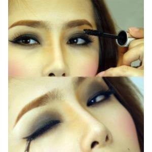 Trang điểm để có đôi mắt to tròn