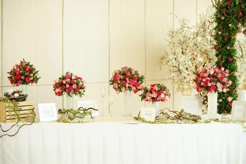 Dịch vụ trang trí tiệc cưới - Trang trí bàn thờ gia tiên giá rẻ tại TP.HCM