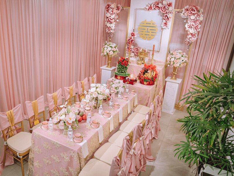 Dịch vụ trang trí tiệc cưới tại TP.HCM - Tuấn Nguyễn