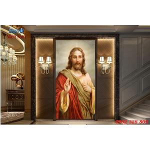 Tranh 3d Hình Thiên Chúa Giáo TCM01