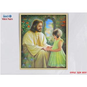 Tranh 3d Hình Thiên Chúa Giáo TCM05