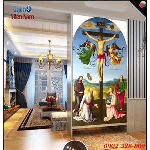 Tranh 3d Hình Thiên Chúa Giáo TCM09