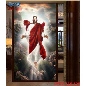 Tranh 3d Hình Thiên Chúa Giáo TCM17