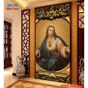 Tranh 3d Hình Thiên Chúa Giáo TCM18