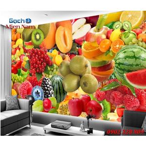 Tranh 3d hình trái cây TCM32