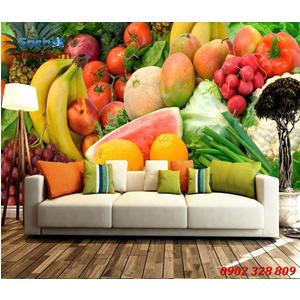 Tranh 3d hình trái cây TCM45
