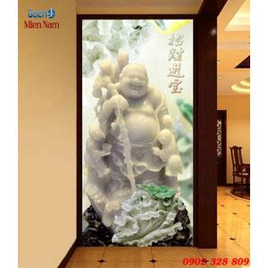 Tranh 3d Phật Di Lặc PDL57
