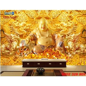 Tranh 3d Phật Di Lặc PDL65