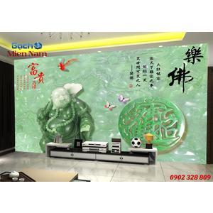 Tranh 3d Phật Di Lặc PDL68