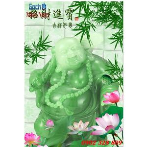 Tranh 3d Phật Di Lặc PDL78