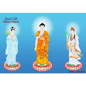 Tranh 3d Phật Di Lặc PDL82