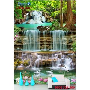 Tranh 3d Phong cảnh PCM283