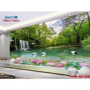 Tranh 3d Phong cảnh PCM284