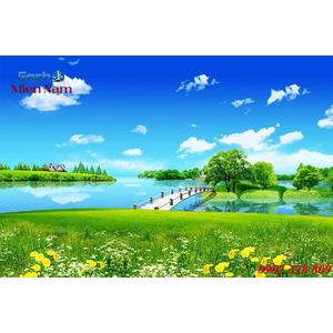 Tranh 3d Phong cảnh PCM285