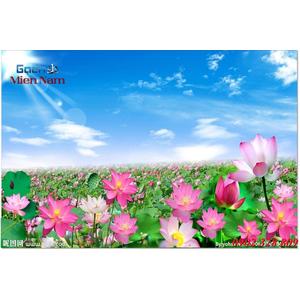 Tranh 3d Phong cảnh PCM296