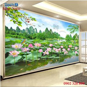 Tranh 3d Phong cảnh PCM298