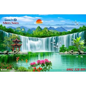Tranh 3d Phong cảnh PCM327