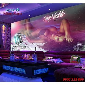 Tranh 3D phòng Karaoke KRK16
