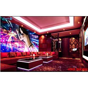 Tranh 3D phòng Karaoke KRK18